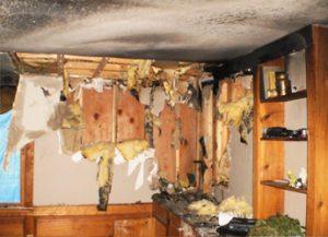 soot damage restoration londonderry nh