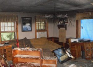 Fire and Smoke Damage NH