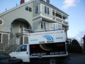 Water Restoration Professional – Windham, NH