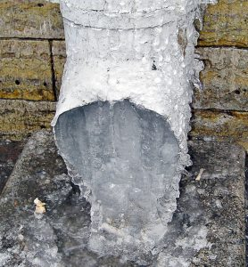 how to prevent pipes from freezing nh